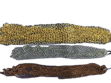Brass /copper Welded Chain