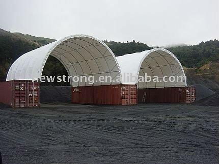 Large Container Shelter