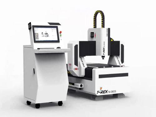 Portal Milling Machine T-Rex N-0609 CNC Router