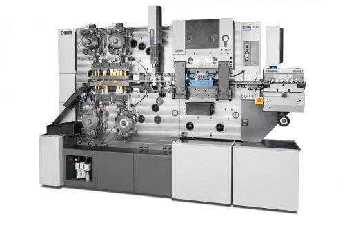 Hybrider Stanzbiegeautomat - GRM 80P hybrid