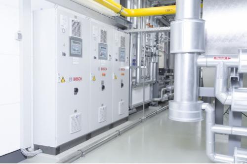 Bosch Система управления установкой SCO