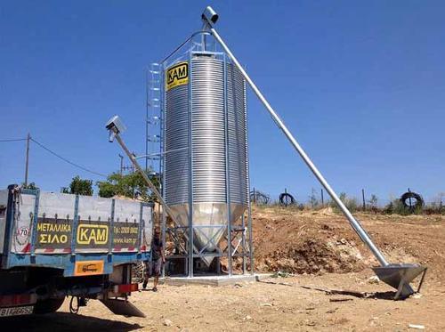 silos intake system