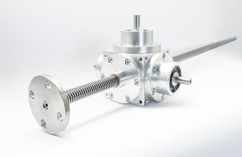 Schnellhubgetriebe - expand rapid
