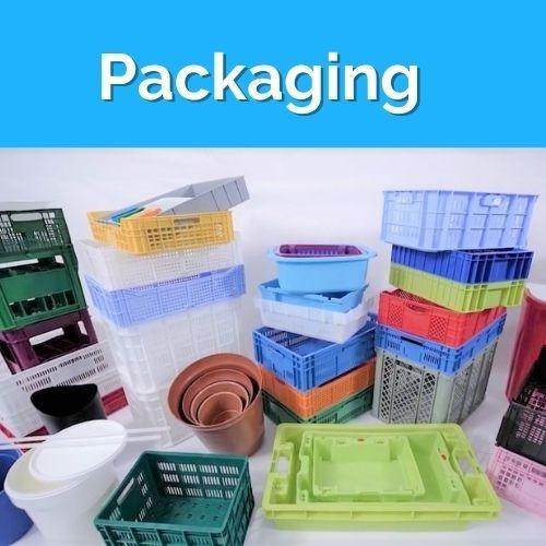 Molds for Packaging Parts