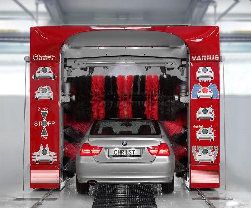 Car-Wash - Portique de lavage Christ Varius