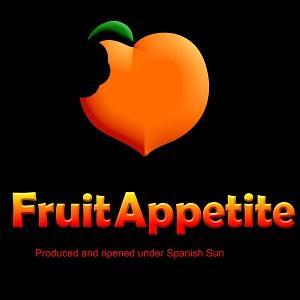 Fruta de hueso y kaki