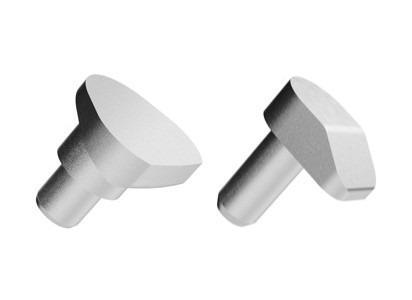 Bolts - Asymmetric bolts