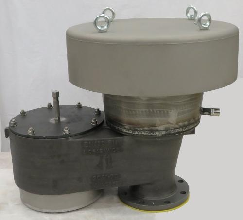 Combined pressure and vacuum valves, KITO VD/KG-IIB3-...