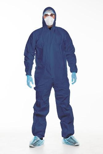 Schutzanzug Kategorie 3 (blau)
