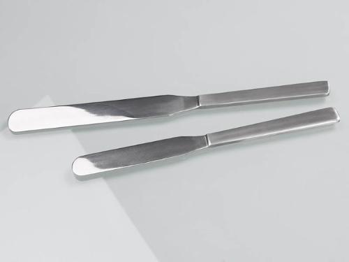 Couteau à palette acier inoxydable