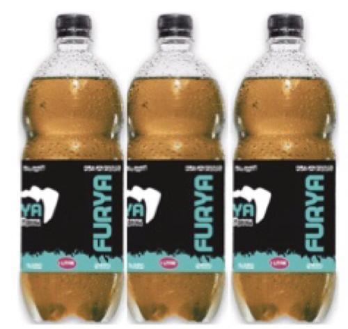 Furya energy bouteille