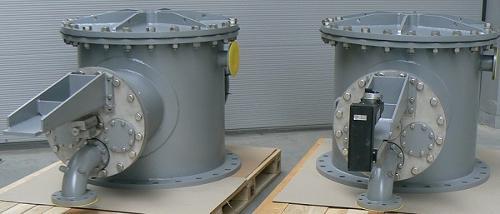 Reaktor, oczyszczanie wody balastowej