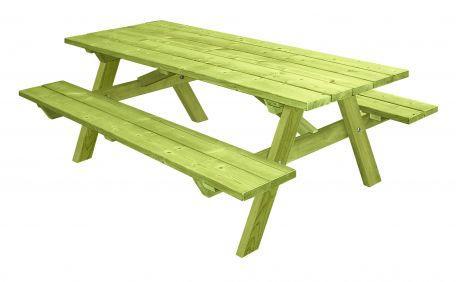 Table De Pique Nique Bois Munic
