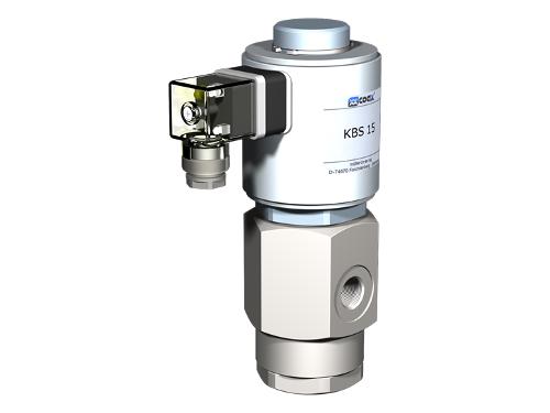 Co-ax Ecd-h | Pcd-h High Pressure Lateral Valves