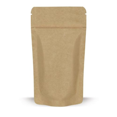 Stand Up Pouches Kraft Paper