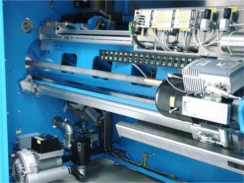 Wickelmaschinen für die Converting-Industrie