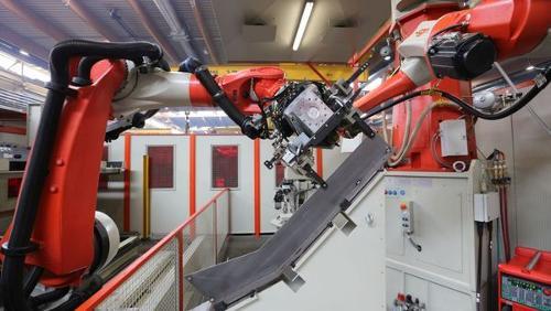 Processes – smart robotics