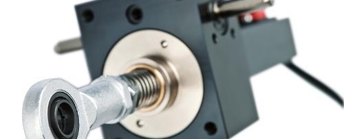 Spindelhubgetriebe GSZ-Serie | 2,5 kN bis 100 kN