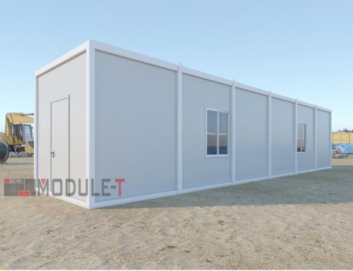 Modular Container and Building