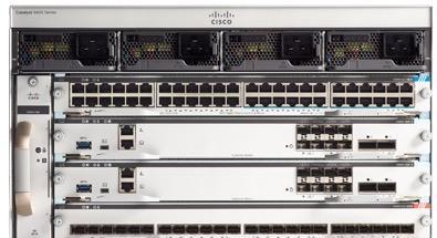 Cisco Catalyst Switches 9400