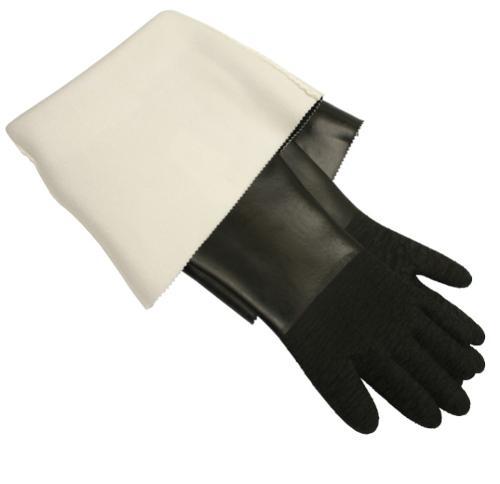 Lined Sandblast Cabinet Glove