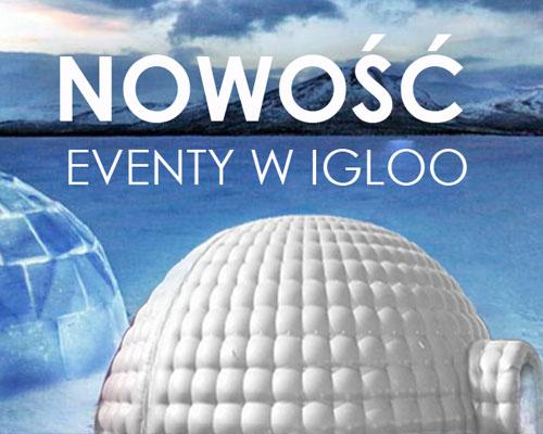 Ice events in the Igloo