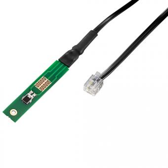 Dew probe for universal switching module with...