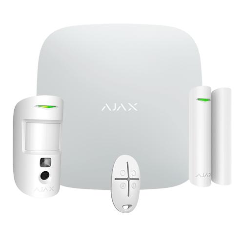 Ajax Alarm System Starter Kit 2 (white)