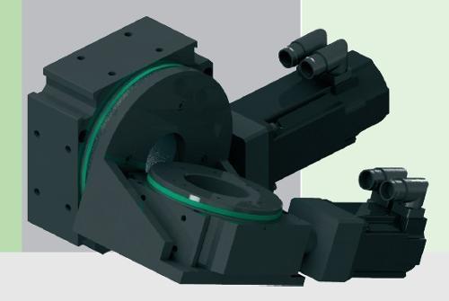 New Rotary Swivel Unit RT2A for flexible machine retrofitting