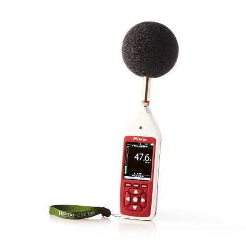 Optimus+ Green Sound Level Meter