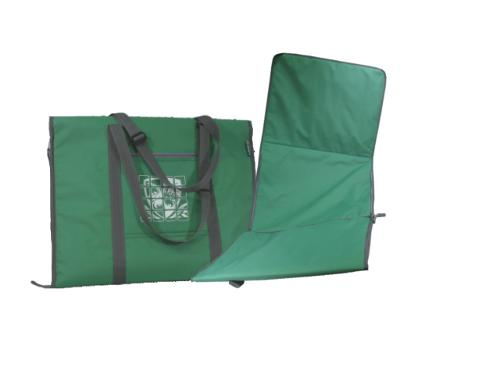 Beach bag with integrated mat R-019