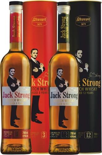 WHISKY JACK STRONG