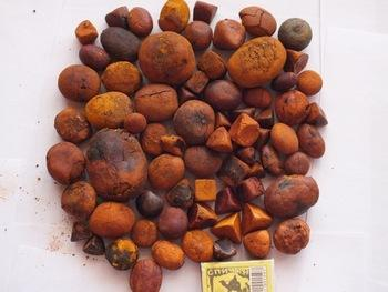 High quality Natural Cow /Ox Gallstones Cheap/Calculus Bovis