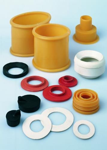 Customized Rubber Molded Parts