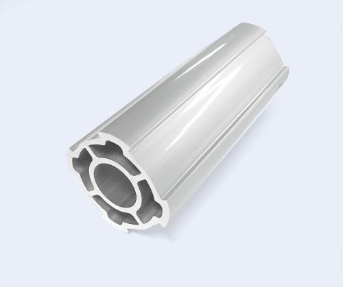 Aluminium round profiles 43 mm