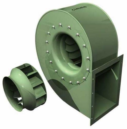 GBE • Ventilateur basse pression type GBE - Transmission directe
