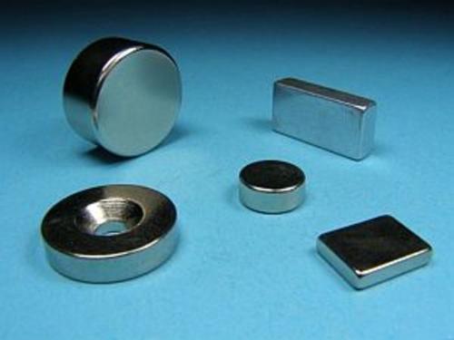 Magnete aus Neodym-Eisen-Bor (NdFeB)