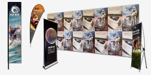 Large Format Printing For Exhibitions