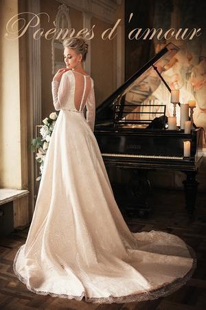 Коллекция свадебных платьев Poèmes D'amour