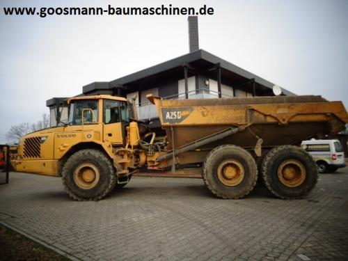 Dumper - Volvo A 25D