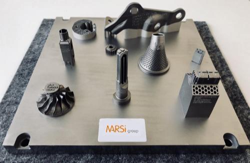 3D metal print