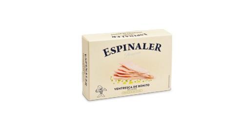 White Tuna Belly in Olive Oil- Premium Espinaler
