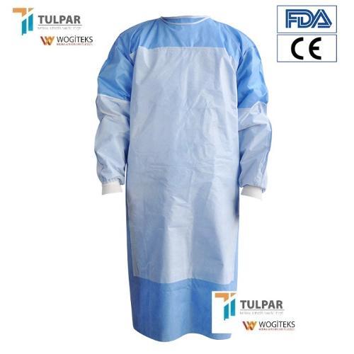 Sterilisierte SMS medizinische Einweg Schutzkleidung