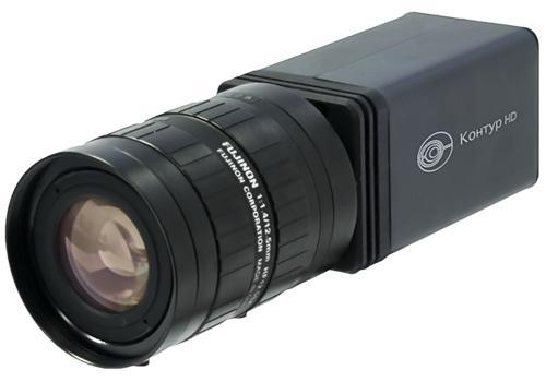 High-definition camera