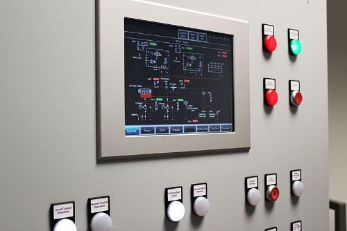 tableau de commande et de contrôle pour navire