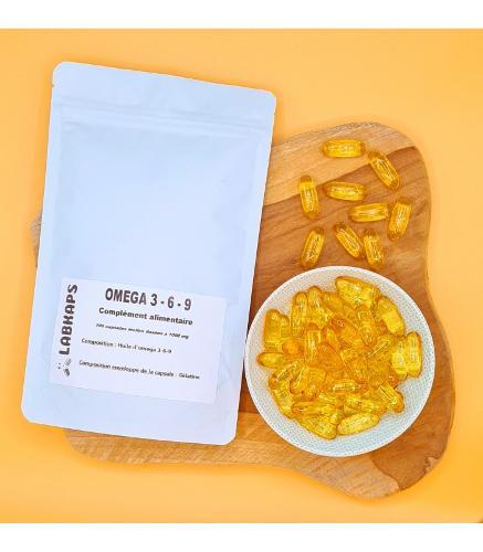 Omega 3 6 9 - 100 Capsules