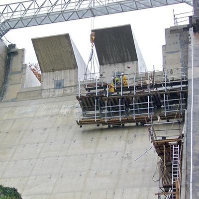 Console de barrage SPK 270