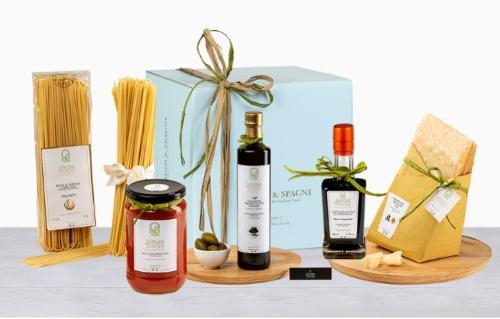 Italian Lunch Food Box