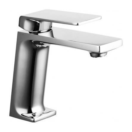 Miscelatore monocomando lavabo/bidet con scarico CLICKCLACK.