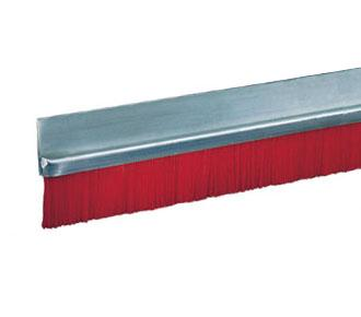 Sealing Brushes with steel profiles - Standard types
